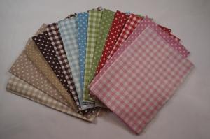 Chinese Japanese fabrics