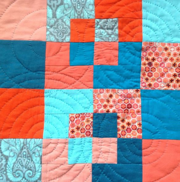 Droplet Quilting