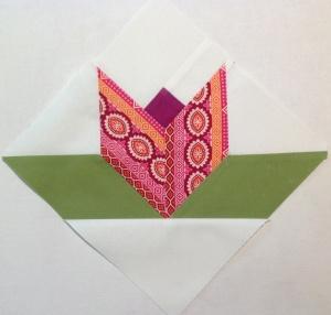 Bending Pins: Y-Seam Lotus Blossom