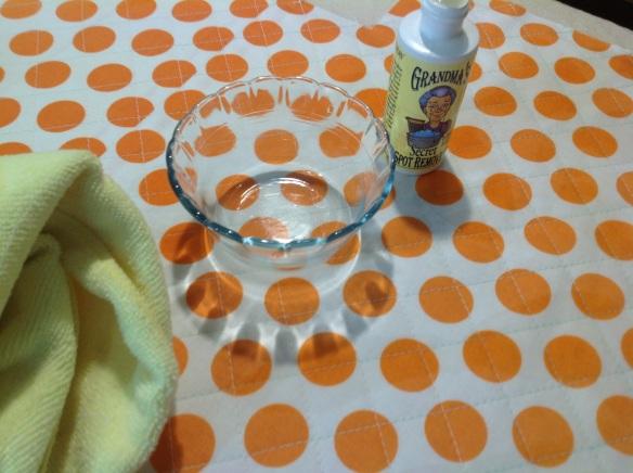 Washing Dritz Markings