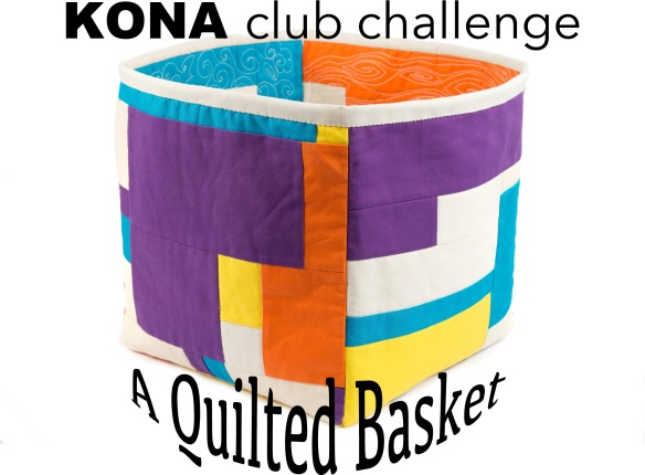 Sew Sisters: Quilted Basket Tutorial