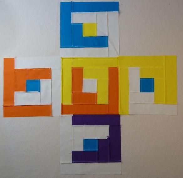 Blocks Sewn